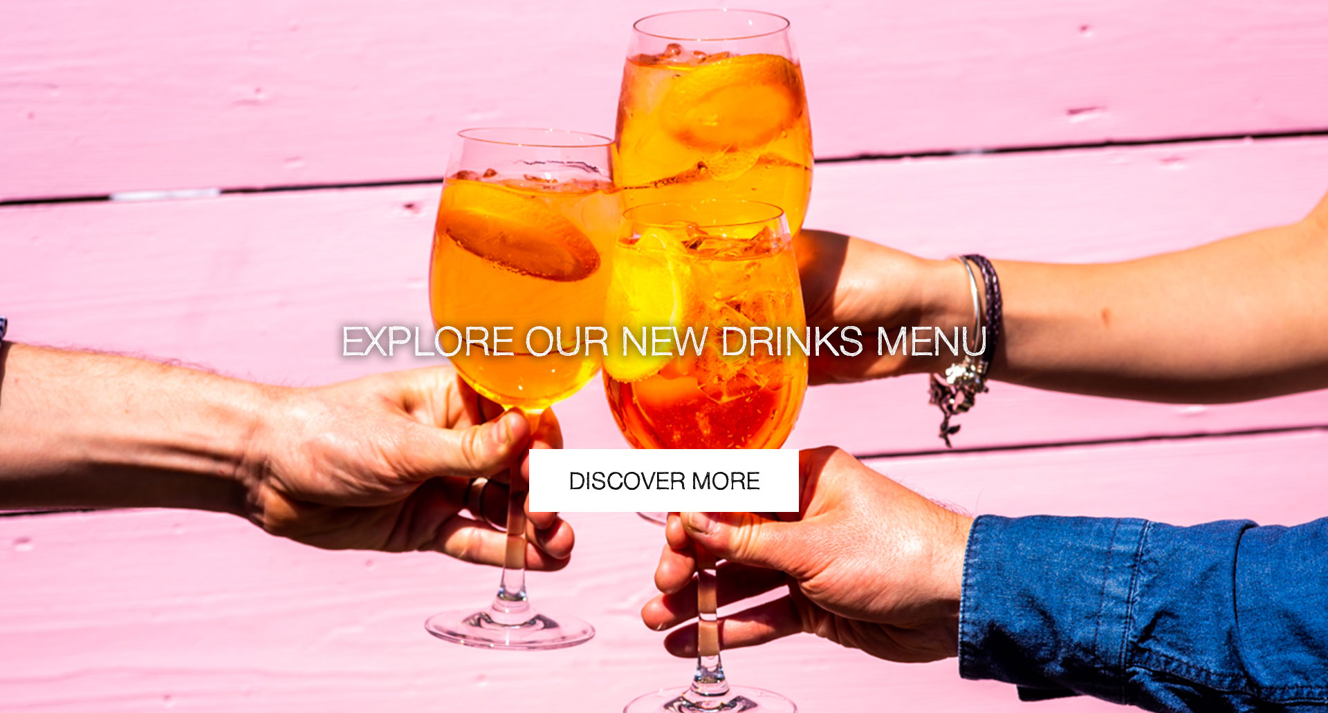 Our New Drinks Menu at Harry Cook Free House